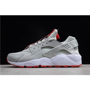 2df5f10c448 Shoe Palace x Nike Air Huarache Run Zip QS 25th Anniversary Metallic  Silver White-