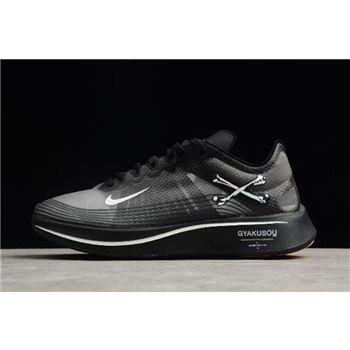 e915d35d7f88 Nike Zoom VaporFly 4% Fly SP Black White AA3172-002 For Sale